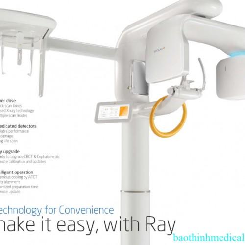 Máy Xquang răng toàn cảnh kỹ thuật số Rayscan-alpha